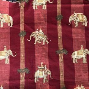 Kaufman Fabrics Elephant Fabric 42x54